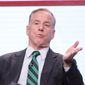 """He sniffs during the presentation, which is something that users do. He also has grandiosity, which is something that accompanies that problem. He has delusions,"" Howard Dean said. ""He has trouble with pressured speech. He interrupted ... Hillary Clinton 29 times. He couldn't keep himself together."" (Associated Press)"
