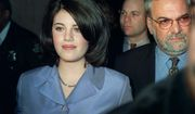 Monica Lewinsky was a White House intern with whom Bill Clinton had an Oval Office affair, the fact of which he lied about under oath. He was impeached as a result. (Associated Press)