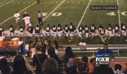 A group of sheriff's deputies who typically provide volunteer security detail for football games at a Jefferson Parish, Louisiana, high school have decided to boycott the school after players and cheerleaders knelt during the national anthem last week.