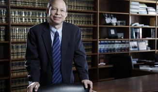FILE - This June 27, 2011 file photo shows Santa Clara County Superior Court Judge Aaron Persky, who drew criticism for sentencing former Stanford University swimmer Brock Turner to only six months in jail for sexually assaulting an unconscious woman. California Gov. Jerry Brown has approved two bills that emerged after a former Stanford University swimmer was sentenced to six months in jail for sexually assaulting a woman passed out near a trash bin. The Democratic governor said Friday, Sept. 30, 2016, that he signed one bill requiring state prison time for someone convicted of assaulting an unconscious victim instead of a shorter jail sentence like the one Brock Turner received. (Jason Doiy/The Recorder via AP, File) /The Recorder via AP)