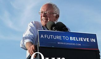 Sen. Bernard Sanders has a new book coming out, to be published exactly one week after Election Day. (Thomas Dunne)