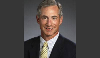 This undated photo provided by Express Scripts shows Dr. Steve Miller, the chief medical officer of Express Scripts. Express Scripts runs prescription plans for employers and insurers that cover around 85 million people. It buys enough drugs to fill more than 1 billion prescriptions a year. (Barlow Productions/Express Scripts via AP)