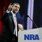Chris W. Cox, executive director of the NRA Institute for Legislative Action, told The Washington Times that NRA members can't become complacent in the post-Obama era. (Associated Press/File)