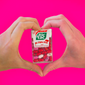 A Tic Tac promotional photo from the company's official Twitter page. In an Oct. 8, 2016 tweet, the company weighed in on Donald Trump's vulgar comments wherein he said he liked to pop a Tic Tac prior to moving in for a kiss on women who aren't his wife.