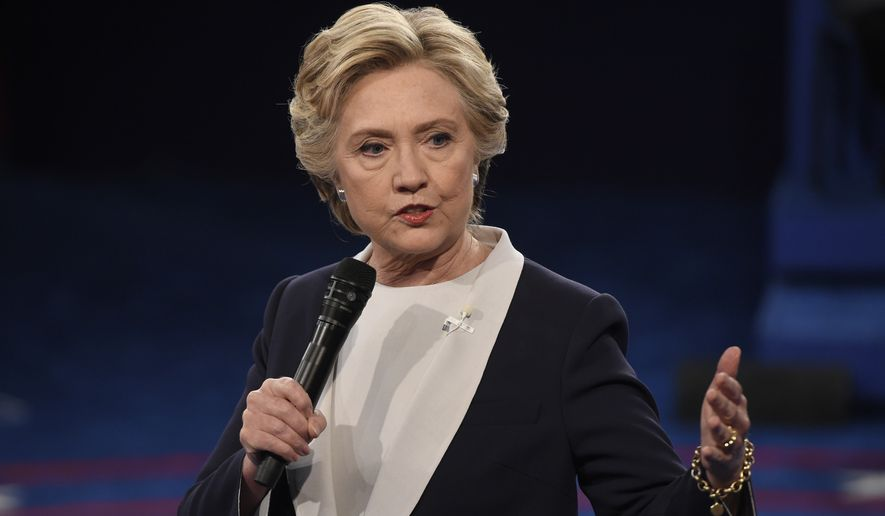 Hillary Clinton's promise to use Supreme Court nominations to push a left-wing agenda did more than anything Donald Trump said during the debate to win back his supporters, conservative leaders said Wednesday. (Associated Press)