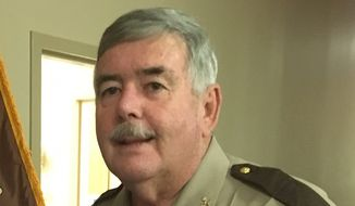 Former Howard County Sheriff James Fitzgerald