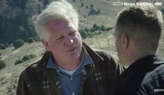 "Conservative radio talk show host Glenn Beck said he never considered voting for Republican presidential nominee Donald Trump, but the idea of casting a vote for Democratic rival Hillary Clinton ""has crossed my mind."" (Vice News)"