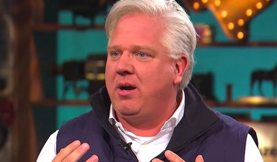 Radio host Glenn Beck told his listeners on Tuesday, Oct ...