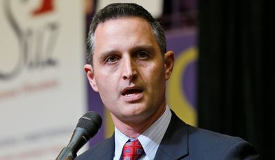 """Republican Party of Virginia chair John Whitbeck said """"our commitment to winning Virginia for all of our Republican candidates remains unchanged."""""""