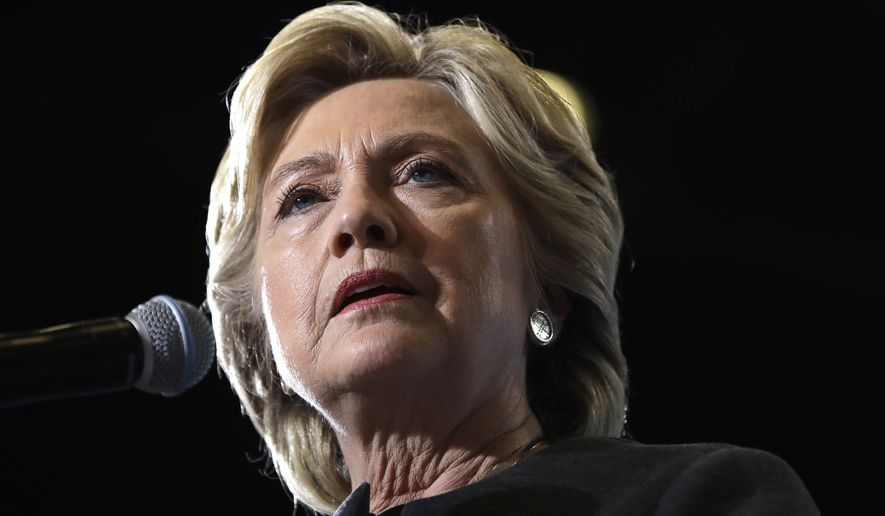 "Hillary Clinton said her lawyers were in charge of wiping her server clean, and she ""does not have personal knowledge about the details of that process."" (Associated Press)"