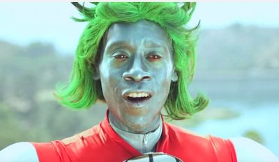 "Actor Don Cheadle starred in a 2011 parody of the ""Captain Planet"" cartoon for the comedy website ""Funny or Die."" (YouTube, Funny or Die)"
