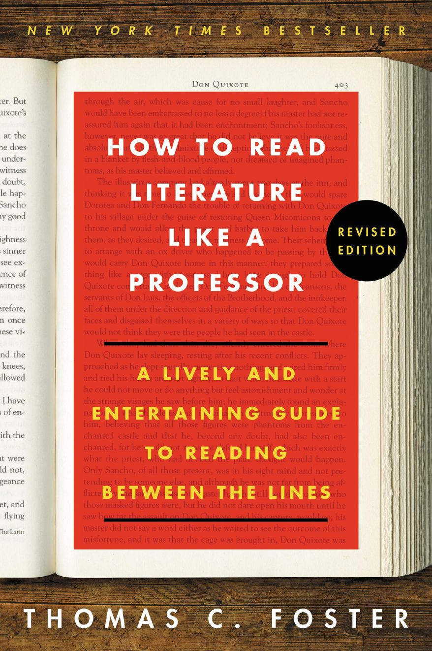 applying concepts from how to read literature Reading literature (novels and plays, for example) requires a different approach than reading a textbook in literature, the meaning isn't often stated directly.