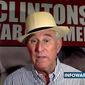 Donald Trump's former campaign adviser Roger Stone reportedly has plans to write a book about this year's presidential race despite signing a non-disclosure agreement. (YouTube/The Alex Jones Channel)