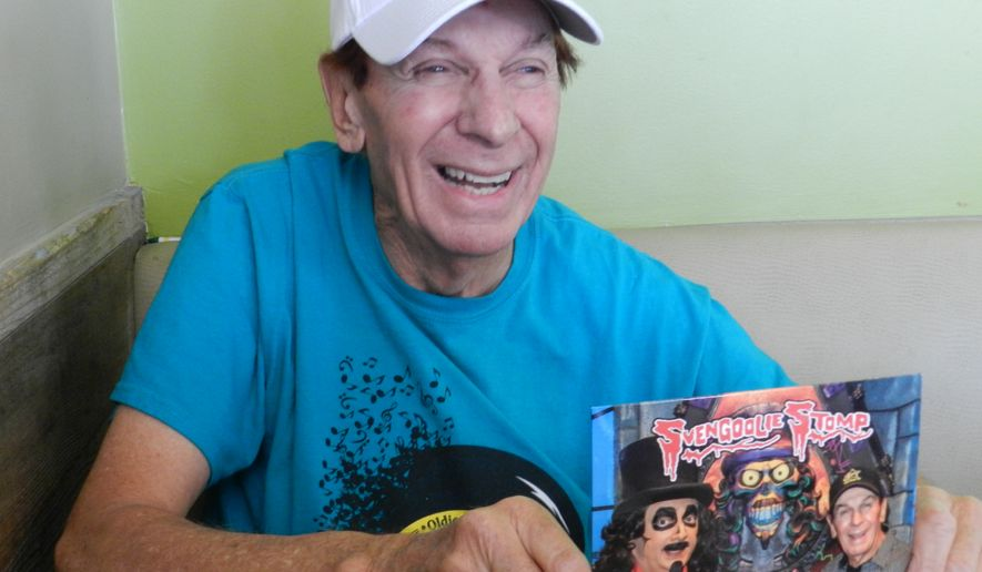 """Freddy """"Boom Boom"""" Cannon: 'From Palisades Park to Svengoolie Stomp'"""