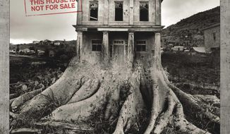 "This CD cover image released by Island Records shows, ""This House Is Not For Sale,"" the latest release by Bon Jovi. (Island Records via AP)"