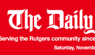 Screen capture from the Daily Targum, taken Nov. 5, 2016. The Rutgers student newspaper fired a conservative columnist after he fought with editors over changes to his columns, including one addressing illegal immigration.