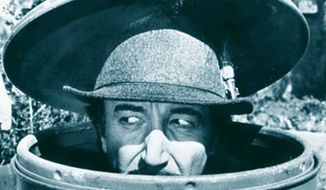 Peter Sellers as Inspector Clouseau (Associated Press) ** FILE **