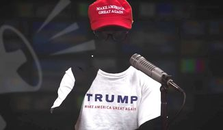 """Political commentator and comedian Gavin McInnes portrayed the """"invisible Trump voter"""" for a YouTube vlog that generated nearly 100,000 views in less than 48 hours. (YouTube, Rebel Media)"""