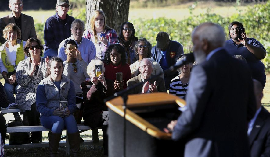 In This Thursday Nov 10 2016 Photo James Meredith