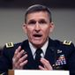 Sources say retired Army Lt. Gen. Michael Flynn the probable pick for the Trump administration's national security adviser. (Associated Press)