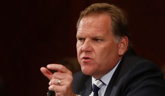 Former Rep. Mike Rogers. (Associated Press) ** FILE **