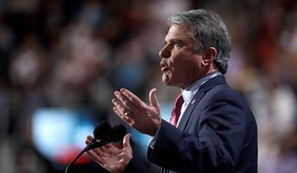"House Homeland Security Committee Chairman Michael T. McCaul, Texas Republican, said a report outlining problems issuing green cards is ""yet another wake-up call that it's time for sweeping reform."" (Associated Press)"