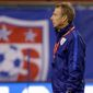 Jurgen Klinsmann was fired as U.S. coach on Monday after a tenure marked by ovepromising and undelivering. (Associated Press)