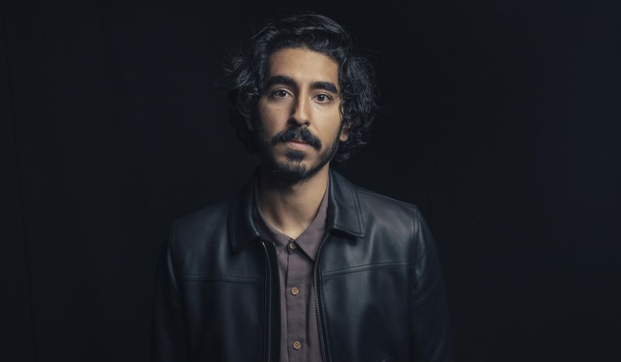 In This Nov 17 2016 Photo Dev Patel Poses For A