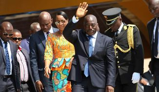 Congolese President Joseph Kabila is barred from serving a third term, but a deal to delay elections ensures he will remain in power until April 2018. (Associated Press)