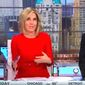 "CNN ""New Day"" co-host Alisyn Camerota suggested on Monday, Nov. 29, 2016, that American non-Muslims might want to start a ""movement"" to wear hijabs as way to show solidarity with fearful Muslim immigrants. (CNN screenshot)"