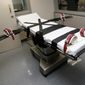The execution chamber at the Oklahoma State Penitentiary is back in business after voters reaffirmed their support of the death penalty with Question 776. (Associated Press)