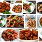 Various dishes of General Tso's chicken are depicted her in this screen capture from a Google search. The inventor of the iconic Chinese dish, Peng Chang-kuei, died on Nov. 30 at the age of 98 from pneumonia.