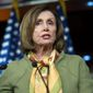 Nancy Pelosi    Associated Press photo
