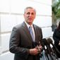 House Majority Leader Kevin McCarthy asked GOP governors to suggest ways to fix health care. (Associated Press)