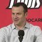 Jeff Walz, the head coach of the University of Louisville women's basketball team, gave a harsh reality check to his players during a press conference following their recent loss to Maryland: Losers don't get trophies. (YouTube/@cn2Kentucky)