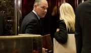 Oklahoma Attorney General Scott Pruitt arrives at Trump Tower in New York, Wednesday, Dec. 7, 2016. (AP Photo/Andrew Harnik)