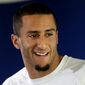 Colin Kaepernick       Associated Press photo