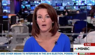 MSNBC host Stephanie Ruhle apologized on-air Friday afternoon for falsely claiming during an earlier segment that Fox News held its Christmas party at President-elect Donald Trump's new hotel in Washington, D.C. (MSNBC)