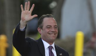 Reince Priebus was named White House chief of staff after navigating an unpredictable election and firing up a ground game that helped Republicans defy predictions, capture the presidency and keep both houses of Congress. (Associated Press)