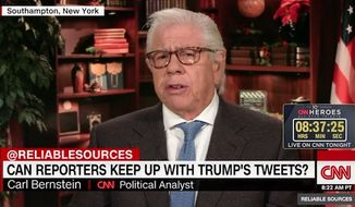 "Carl Bernstein, the famed investigative reporter who worked alongside Bob Woodward in breaking the Watergate scandal that sank President Richard Nixon, said Sunday that President-elect Donald Trump is worse than Nixon in his ""pathological disdain"" for the truth. (CNN)"