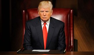 President-elect Donald Trump rules the board room, and has planned a gathering of the nation's leading business leaders at the White House. (Courtesy of NBC)