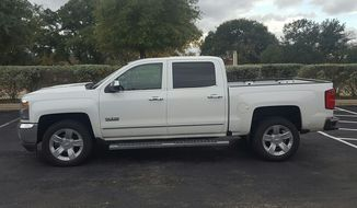 The first thing you will notice about the 2017 Chevrolet Silverado 1500 are the many options to choose from on this full-size pickup truck. Choices, choices, choices with three different cab selections and a smorgasbord of trims to consider when you are eyeing this heavy duty driving machine. (Photo by Ross Hamilton, Apple Sport Chevrolet, Texas)