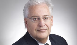 This photo provided by Kasowitz, Benson, Torres & Friedman LLP, shows David Friedman, President-elect Donald Trump's choice for ambassador to Israel. (Kasowitz, Benson, Torres & Friedman LLP via AP)