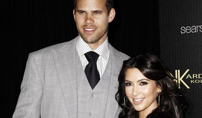"""Kris Humphries began dating reality TV personality Kim Kardashian in October 2010. They became engaged in May 2011, and married on August 20, 2011. A two-part TV special showing the preparations and the wedding itself aired on E! in early October 2011, amidst what the Washington Post called a """"media blitz"""" related to the wedding. On October 31, 2011, it was announced that Kardashian had filed for divorce from Humphries after 72 days of marriage"""