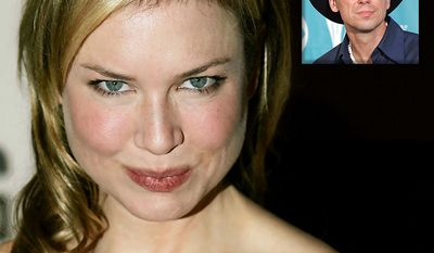 """On May 9, 2005, Zellweger married singer Kenny Chesney. However, four months later, the couple obtained an annulment. In the annulment papers, Zellweger cited """"fraud"""" as the reason. Under media scrutiny, she explained that the word """"fraud"""" was simply """"legal language"""" and """"not a reflection of Kenny's character"""""""