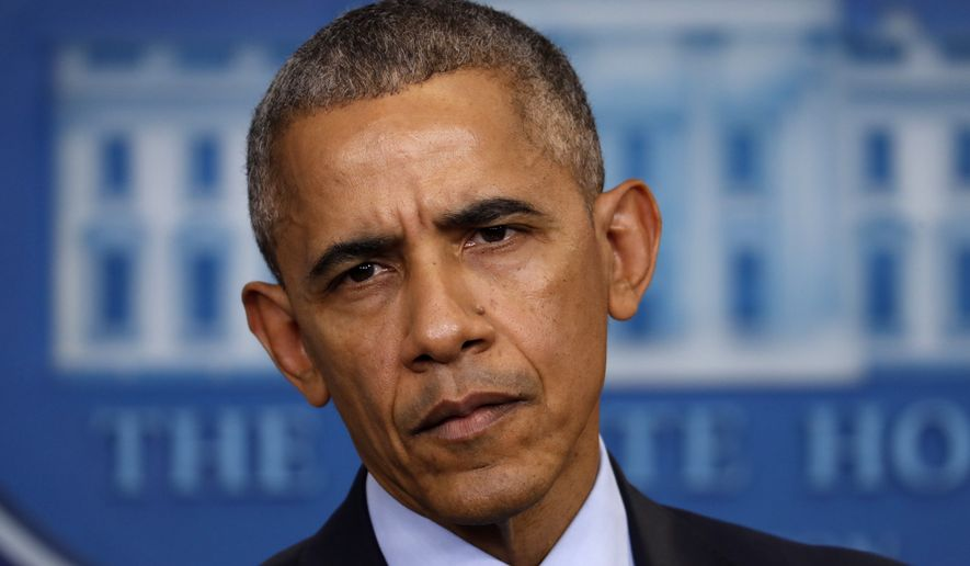 President Obama's gun control push included a rule for Social Security to scour its lists for people receiving certain disability payments who were deemed mentally impaired, then flag their names in the national gun-purchasing background-check system. (Associated Press)