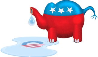 Time for the GOP to Clean Up the Obama Mess Illustration by Greg Groesch/The Washington Times