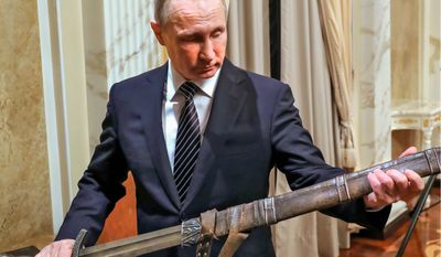 Russian President Vladimir Putin, a former KGB lieutenant colonel, has been a leading advocate for the use of secret intelligence operations for information warfare. The most dangerous form of his plans has been assassinations of political opponents. (Associated Press)