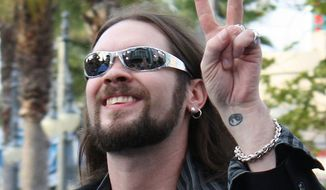 Bo Bice, runner up on the fourth season of American Idol. (Wikipedia)
