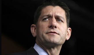 House Speaker Paul D. Ryan, Wisconsin Republican, said the budget reconciliation legislation to repeal Obamacare will include a provision to remove Planned Parenthood from the taxpayer dole. (Associated Press)